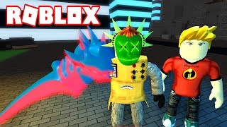 EYE CANDY UPDATE!!! - ROBLOX RO-GHOUL in Spanish