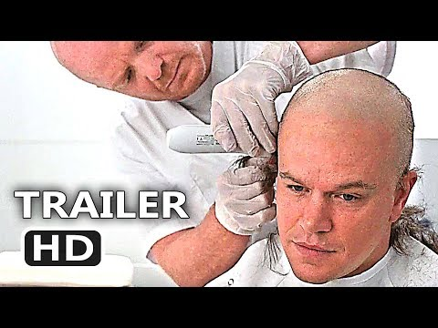 DOWNSIZING Official Trailer # 2 (2017) Matt Damon, Jason Sudeikis Sci Fi Movie HD