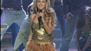 Paulina Rubio Performing