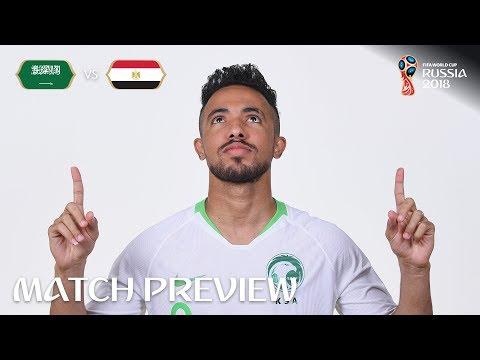 HATAN BAHBRI (Saudi Arabia) - Match 34 Preview - 2018 FIFA World Cup™