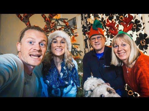 A VERY BRITISH CHRISTMAS!