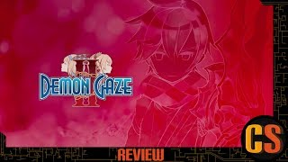 DEMON GAZE II - PS4 REVIEW