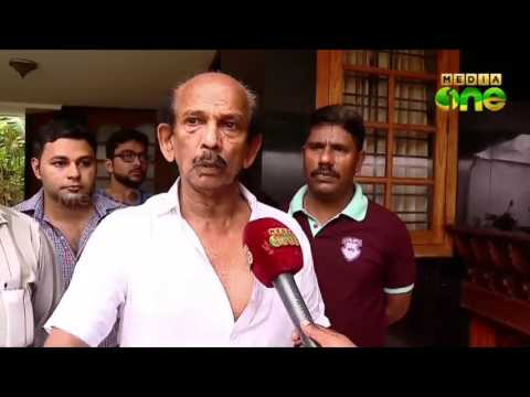 Corporation removes road in front of Actor Mamukoya house