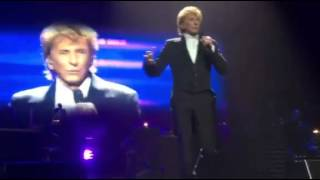 Barry Manilow - 'Memory' Live in New Orleans