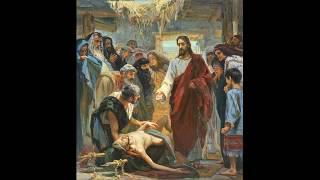 Евангелие от Марка с иллюстрациями. Глава 2. (читает священник Валерий Сосковец)