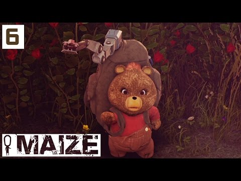Maize Gameplay! THE TEA PARTY RUINER - Let's Play Walkthrough Part 6
