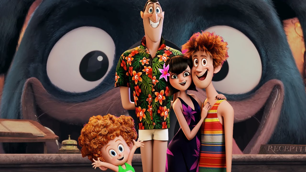 Download Hotel TRANSYLVANIA 3 - Best Funny Moments