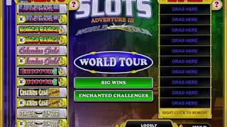 Reel Deal Slots   Adventure III   World Tour ~ Windows PC