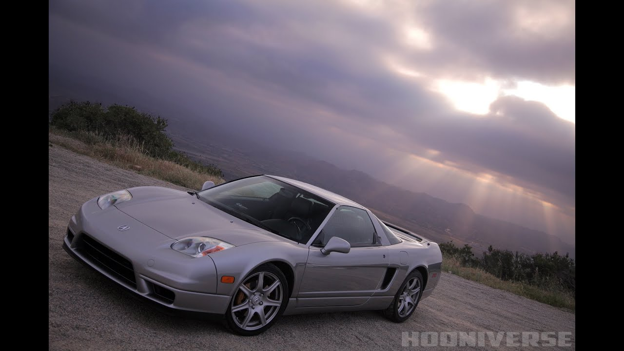 Review: 2005 Acura NSX - YouTube