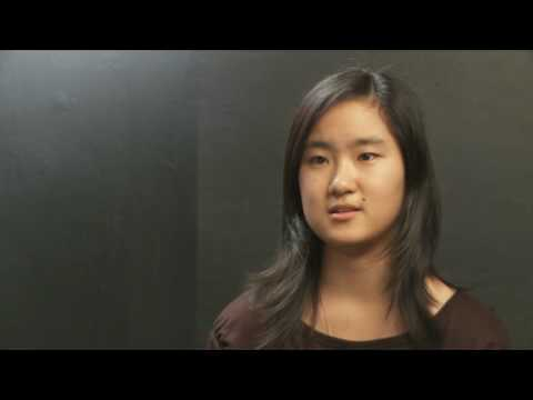 Students from China talk about their experience studying at Bradford College, Adelaide