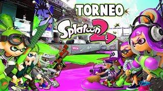 INCREÍBLE TORNEO DE YOUTUBERS EN SPLATOON 2 | Nintendo Switch
