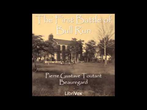 The First Battle of Bull Run audiobook