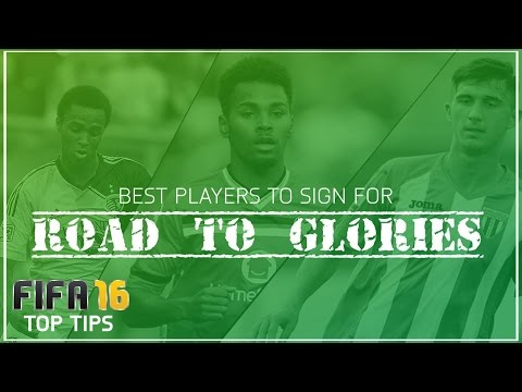 FIFA 16 Top Tips   Best RTG Players To Buy In Career Mode!!!