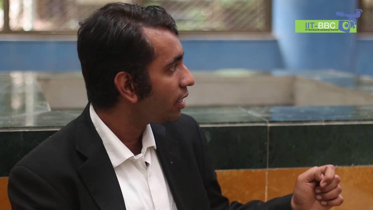 Interview with Balaji Vishwanathan