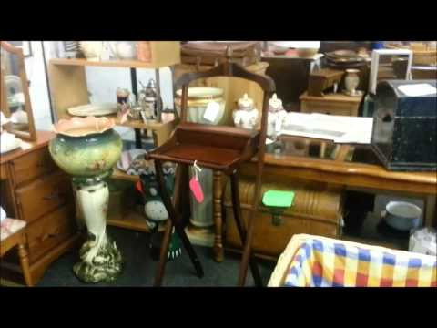A visit to Huntingdon's  - Hunts Antiques and Collectables