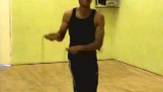 Kammy Shows Mayweather Jump Rope Routine!!
