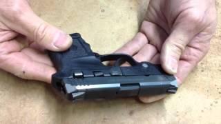 Smith & Wesson Bodyguard 380 BodMod