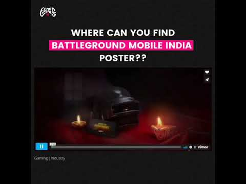 """PUBG MOBILE INDIA will be named as """"BATTLEGROUND MOBILE INDIA"""" 🔥"""
