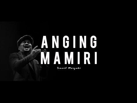 Anging Mamiri - Tompi cover lirik
