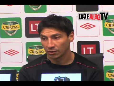 DALEALBOTV Pablo Contreras deja Colo-Colo