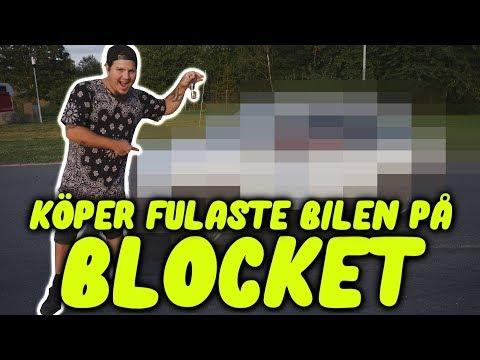 Köper Fulaste Bilen På Blocket