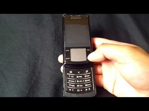 Samsung U900 Soul Mobile Phone (Review)