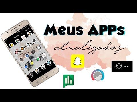 Meus Apps de Celular ATUALIZADOS por Helen Pinheiro