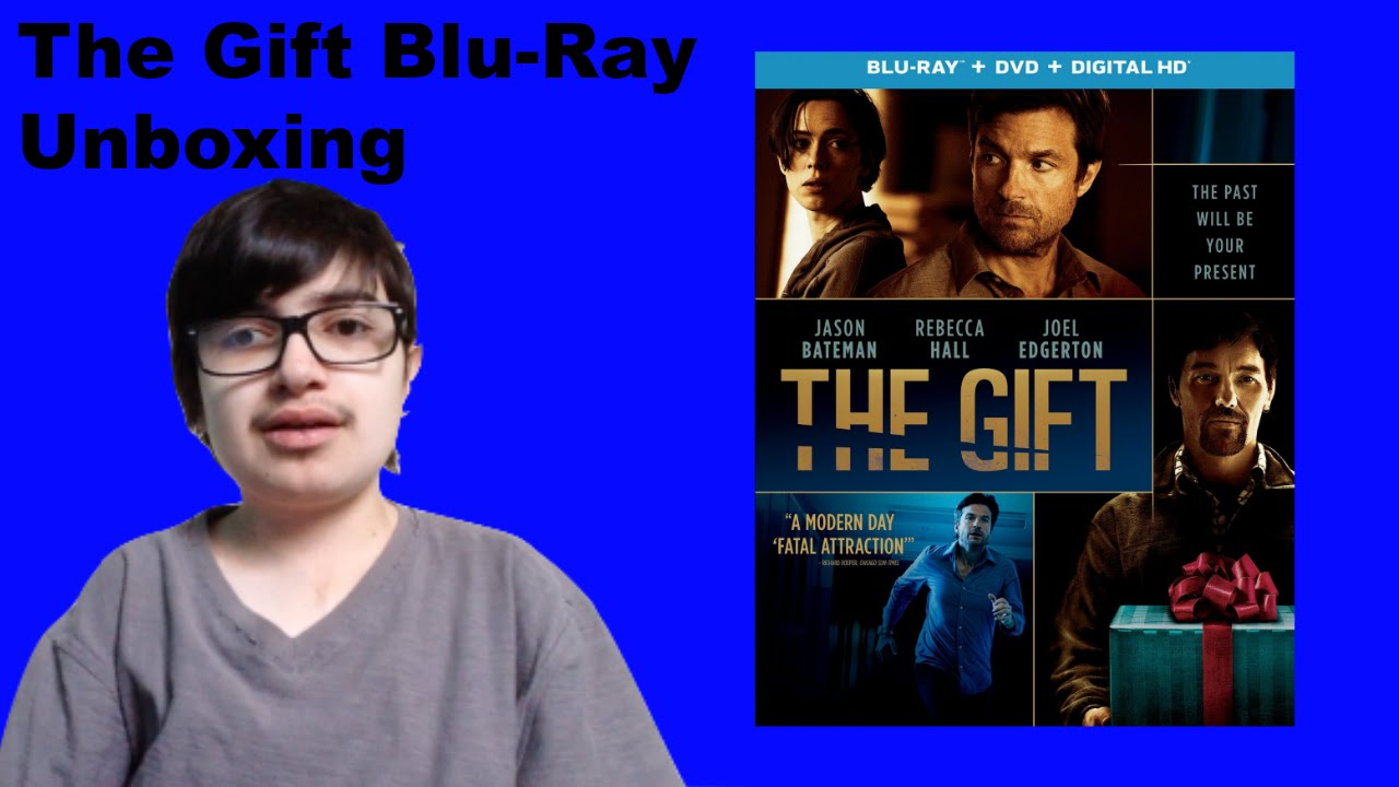 The Gift (2015) Blu-Ray Unboxing - YouTube