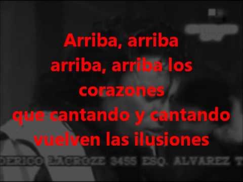 SEBASTIAN - ARRIBA LOS CORAZONES