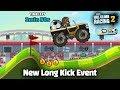 Hill Climb Racing 2 New Long Kick Event ⚽