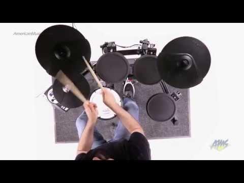 Roland TD11K V-Compact Electronic Drum Set - Roland TD11K V-Drums