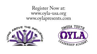 7th annual Living Above the Influence Youth Conference