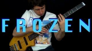 'Let it Go' (Frozen) - Solo Bass - Zander Zon