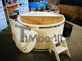 Wooden hot tub basic design - TimberIN