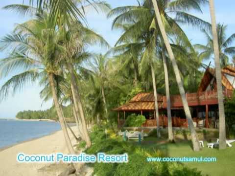 Coconut Resorts Koh Samui