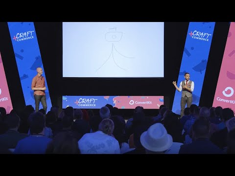 Product Creation: From Idea to Launch - Pat Flynn & Caleb Wojcik at ConvertKit Craft + Commerce 2019