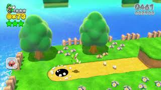 Super Mario 3D World 1-2 Speedrun - Time: 42 (WR)