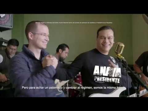 """Ricardo Anaya """"Palomazo"""""""