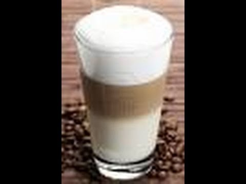 latte macchiato selbst gemacht youtube. Black Bedroom Furniture Sets. Home Design Ideas