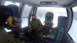 What happens in the gondola...