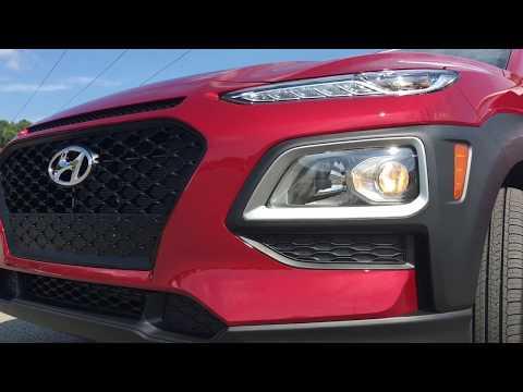 All New 2020 Hyundai Kona SE AWD