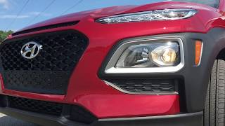 All New 2020 Hyundai Kona Se Awd