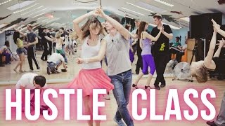 Hustle Routine Class (уроки хастла)