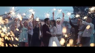 Летняя волшебная свадьба в Ботаническом Саду в Санкт-Петербурге
