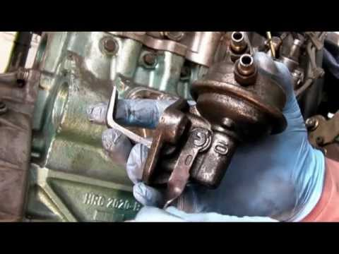 Something you should know about your fuel lift pump Land Rover 200tdi / 300tdi