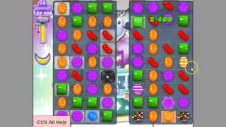Candy Crush DREAMWORLD level 210