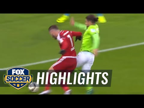 FC Ingolstadt 04 vs. VfL Wolfsburg | 2016–17 Bundesliga Highlights