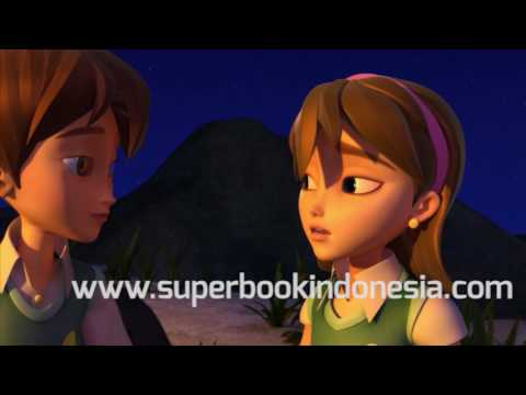 Superbook Indonesia - Kisah Abraham Dan Ishak (part3)