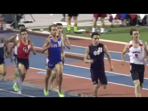 CIF Track & Field State Meet 2016