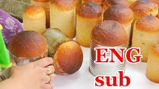 Easter bread  Ukrainian panettone  Delicacy recipe  Easter cake